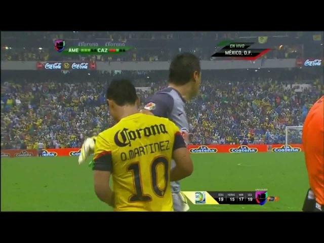 Mexico- El Mejor Resumen De America vs Cruz Azul Final Vuelta 2013