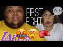 First Fight story time omg he crazy