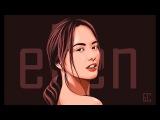Cartoon Effect / Vector Art / Vexel Art - Photoshop (Tutorial) - Ellen Adarna