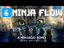 """Ninja Flow"" - An Original Ninjago Song (Music Video) - The LEGO Ninjago Movie - High Affinity"