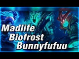 Gods of Thresh Prediction Montage - Bunnyfufuu vs Biofrost vs Madlife  League of Legends Montage