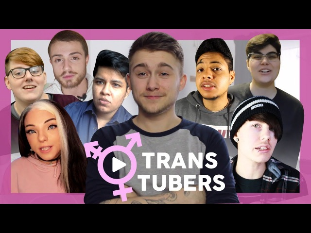 TRANS AROUND THE WORLD TRANS TUBERS