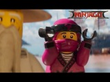 New Lego Ninjago Movie Images Pink Ninja !!! Must Watch !!!