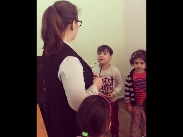 ♰ Azgi pashtpan ♰ В азербайджанской школе