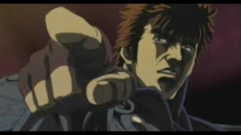 Кулак северной звезды лучший момент за все аниме