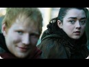 GAME OF THRONES Season 7 Episode 1 Arya and Ed Sheeran CLIP (2017) HBO Series