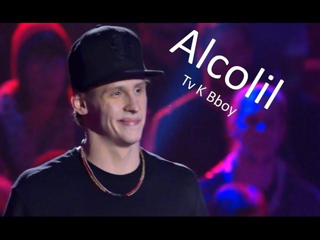 Alcolil - Red Bull BC One 2014 | Tv K Bboy