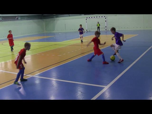 ДЮСШ Лысьва - Динамо Прогресс Пермь (5-3) 2 тайм