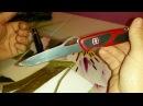 Как быстро и качественно порезать рейки реечного потолка