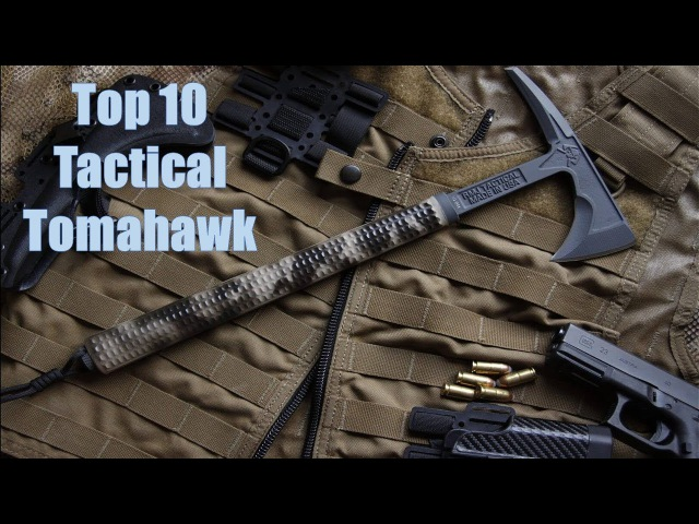 Top 10 Best Tactical Survival Tomahawk Axe You Should Have