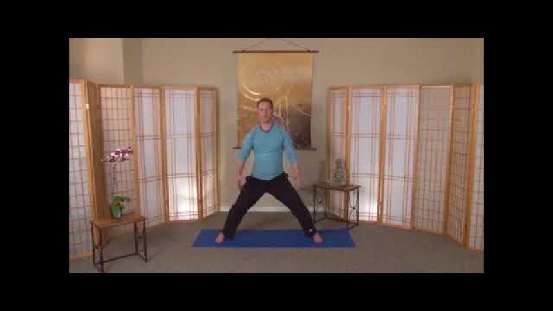 Цигун для пищеварения и похудения 2. Ли Холден