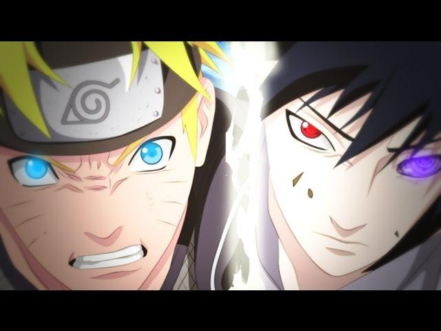 Naruto vs Sasuke Final Fight - In The End [Naruto AMV] Full Fight