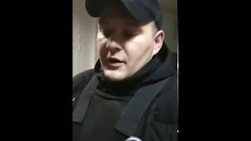 Павлоградский мэр Вершина клепает Рiшення чтоб выгнать голодающих шахтеров из ...