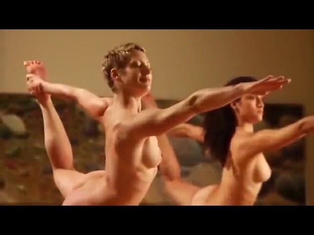 Naked Yoga 18 Вся краСота ГОЛОЙ ЙОГИ