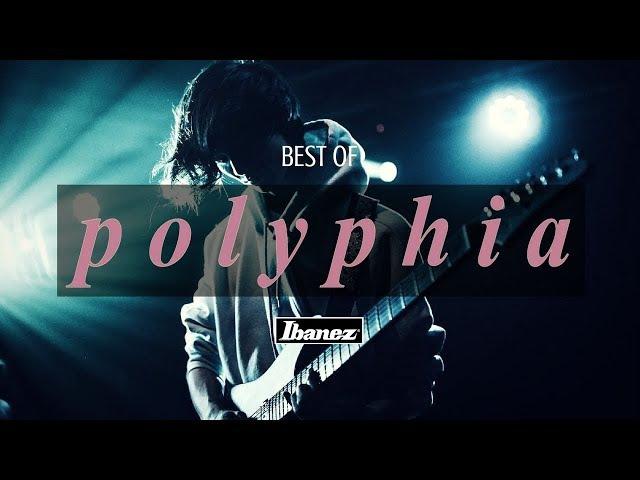 Best of: Polyphia | Guitar Riffs Licks (Prog Djent) Tim Henson Scott LePage | Ibanez