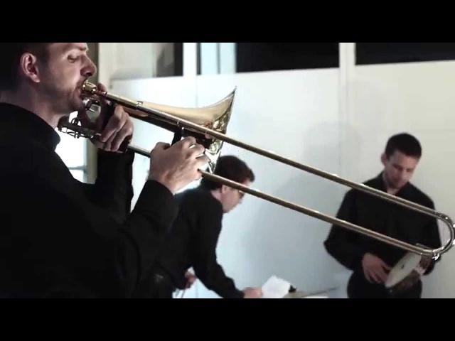 SlideSticks Trio - Chishvan, Daniel Schnyder