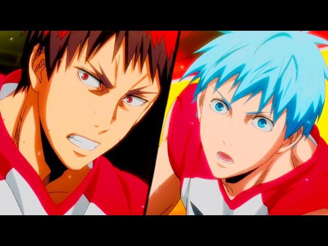 「AMV」Kuroko no Basket - The Spectre