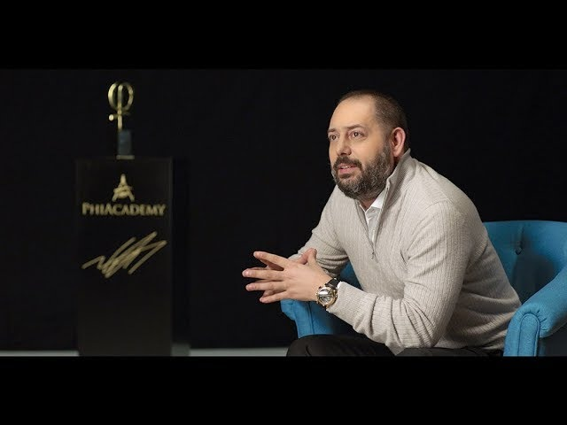Branko Babic Story about Phi