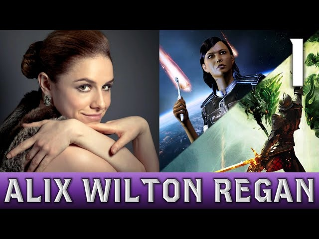 BioFan Interview | Alix Wilton Regan [Voice of The Inquisitor Traynor] Part 1