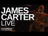 James Carter organ trio - Live @ festival Sons d'hiver 2017