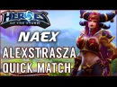 Heroes of the Storm - Quick Match - Alexstrasza