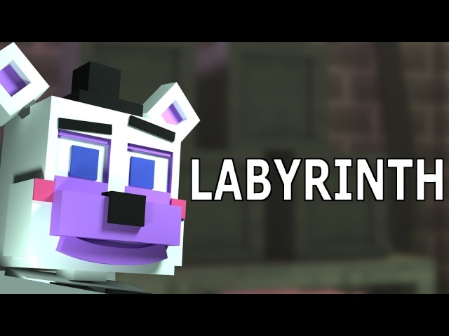 Labyrinth   FNAF 6 Minecraft Music Video [Song By CG5]