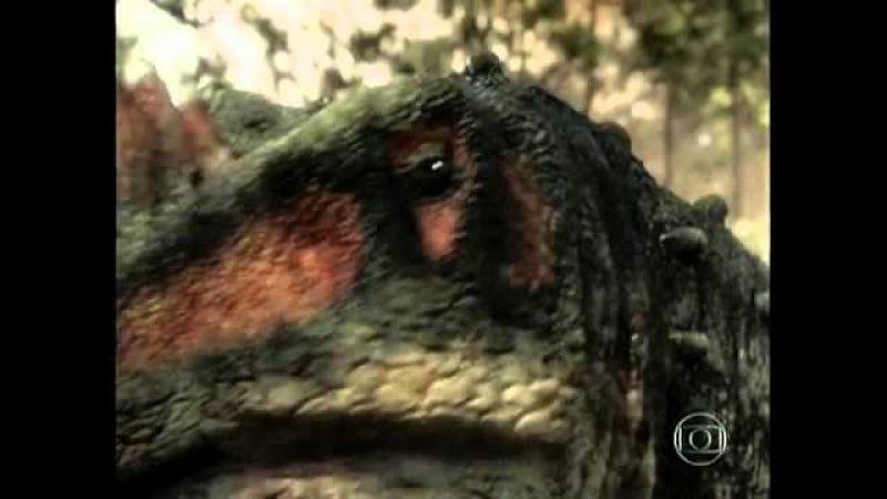 Dinossauro Fantástico (Parte 2) 21/07/2013