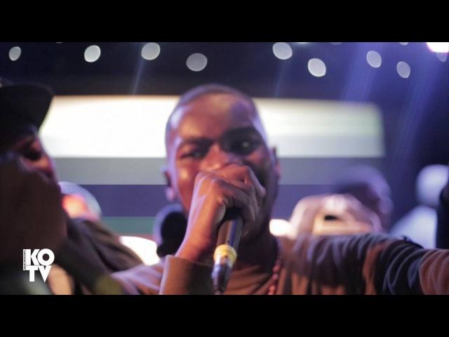 Aj Tracey X Dave - Performs 'Thiago Silva' Live @ Tion Wayne's Headline Show!