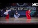 Dance Integration 2017 - Мечта Арабский танец (показательное выступление) Belly Dance
