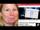 SVT chefen Charlotta Friborg sprider propaganda