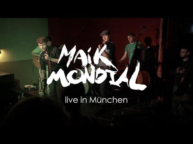 MAIK MONDIAL performing Kletz Fetz @ Import-Export München