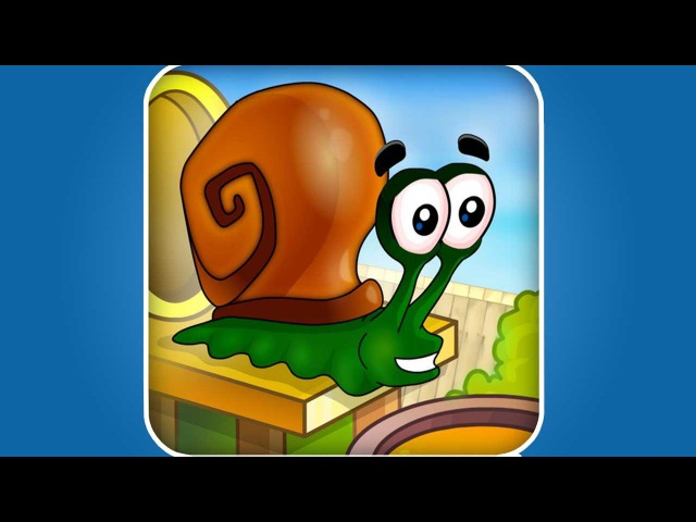 Мультик Игра для детей - УЛИТКА БОБ в поисках нового домика