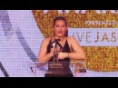 2016 XBIZ Awards - Dani Daniels Wins 'Female Performer of the Year' Award