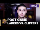 Kyle Kuzma On Being Moved To The 2nd Unit, As Larry Nance Returns As Starter