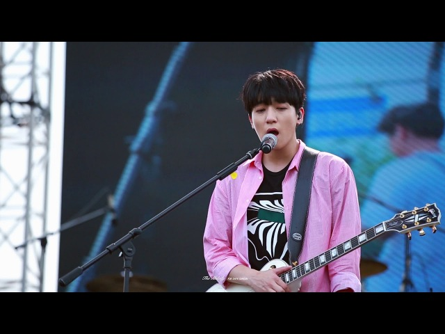 170924 렛츠락 페스티벌 DAY6 - I Loved You (성진 Focus)
