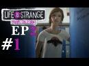 Life is Strange: Before the Storm [EP2] [БОГИЧНЫЙ ПЕРЕВОД] 1 - Прощай, школка
