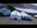 Любимое место туристов на Тенерифе - природный парк Анага. Часть 1.