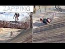BMX : tracté par une moto, la chute va être brutale !