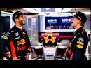 Daniel Ricciardo Max Verstappen FUNNY MOMENTS 2017
