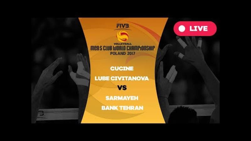Men's Club World Championship Group A Cucine Lube Civitanova Sarmayeh Bank Tehran
