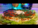 Салат Облепиха с Красной Икрой Цыганка готовит Обзор на регулируемую форму Gipsy cuisine
