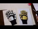 73: Daft Punk Glove - One Day Build (template) | Costume Prop | How To | Dali DIY