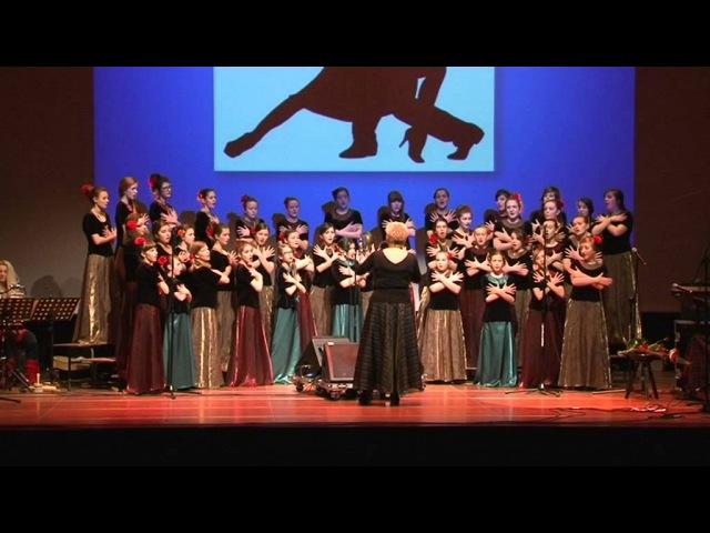 SKOWRONKI Girls' Choir / Tango to Evora by Loreena McKennitt