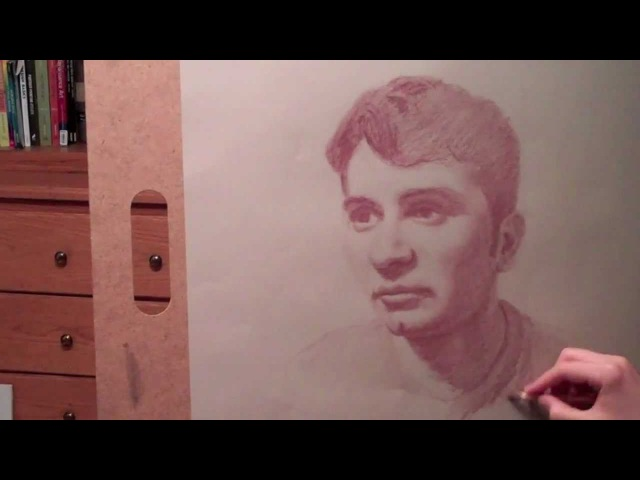 Speed Drawing: Hubby tag 1