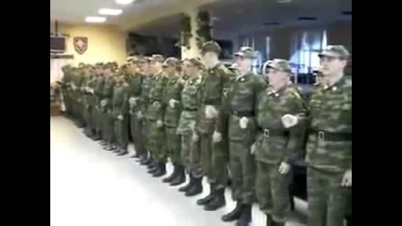 Приколы над молодыми в армии! Дедовщина!
