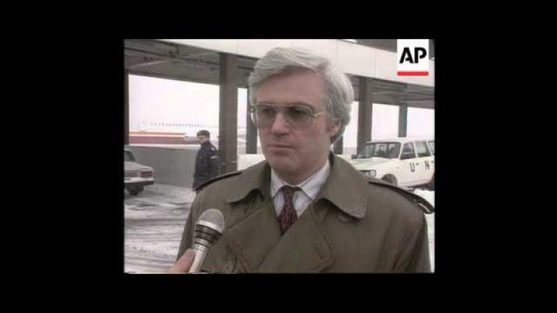 Serbia - Churkin advises debate before airstrikes