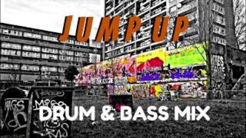 Dark 'n' Heavy DRUM BASS | Jump Up 2017 Mix