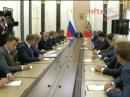 Евгений Куйвашев принял участие во встрече Владимира Путина с недавно избранными губернаторами