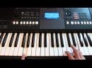 Yamaha PSR E423 Основные настройки и фишки при игре by Toffa Alimoff