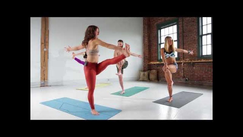 Prana-Enhancing Vinyasa Flow with MacKenzie Miller